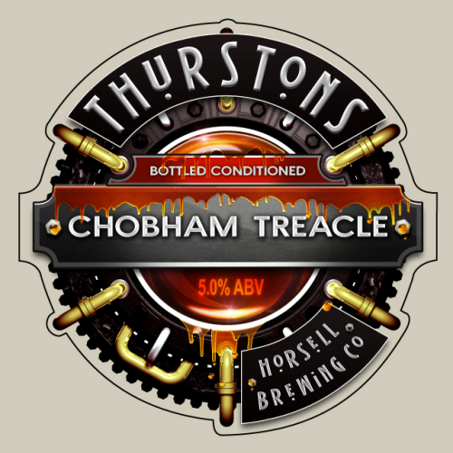 Chobham Treacle - Bottled