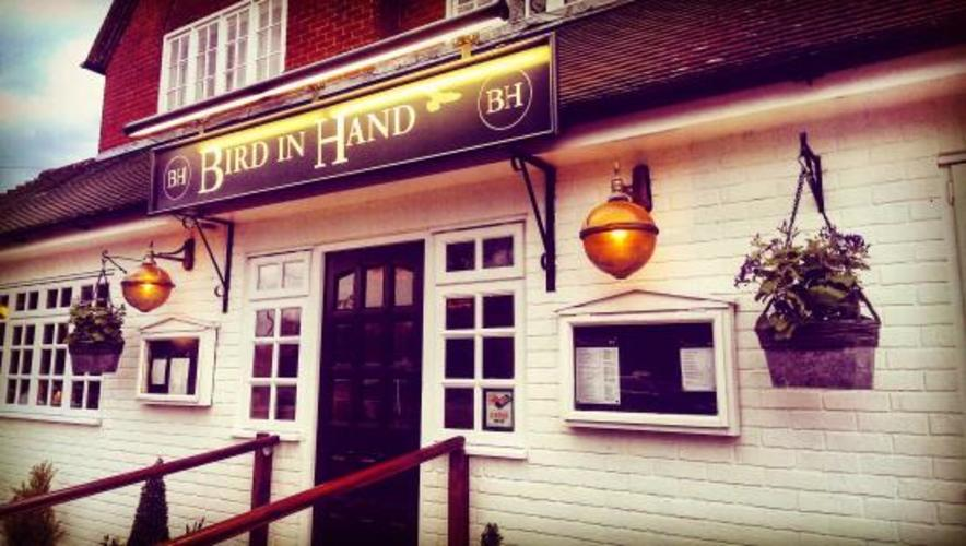 The Bird in Hand Mayford
