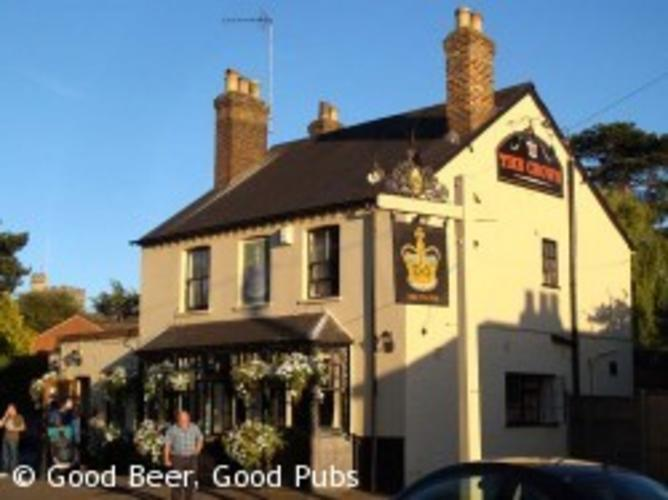 The Crown Horsell